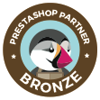 prestashop partner badge